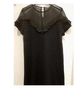 robe chic noire Emilia andylucy