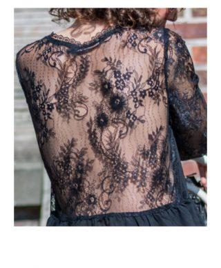 blouse tendance peplum
