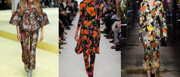 Le style vestimentaire tendance PRINTEMPS-ETE 2018