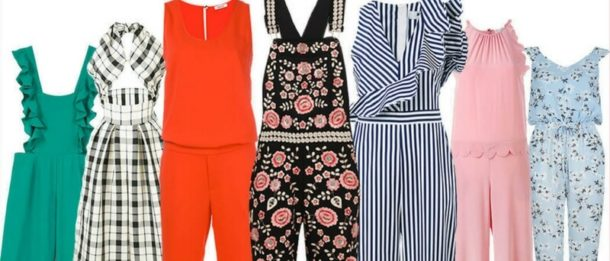 Look original en combi pantalon : un Must- Have