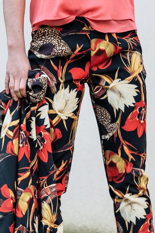 tailleur pantalon femme taille élastique