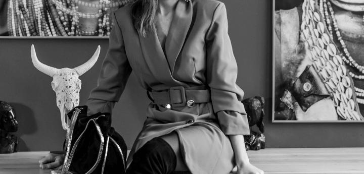 La robe blazer : la touche mode de la saison