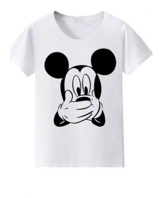 achat tee shirt mickey