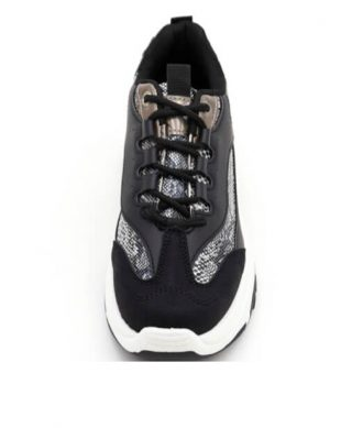 dad shoes sneakers noire