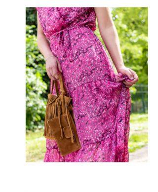 robe longue boheme pas cher