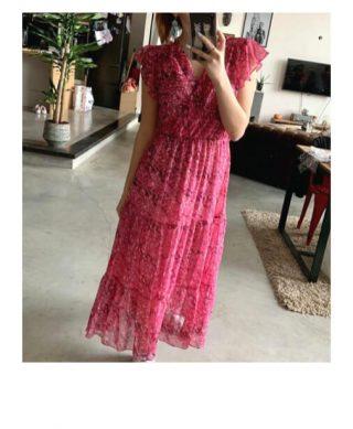 robe longue style bohème