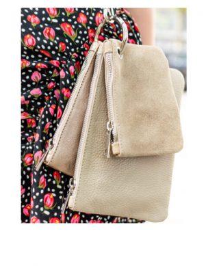 sac a main cuir original