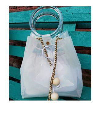 acheter sac fourre tout transparent
