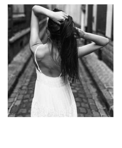 robe boheme chic blanche