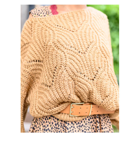 pull-grosse-maille-camel-detail.
