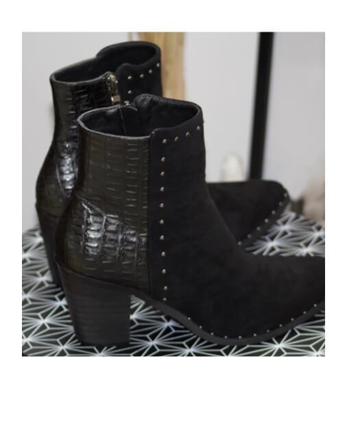 bottines-noires-détails