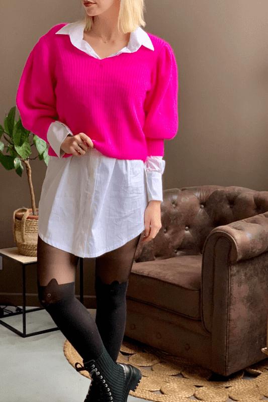 chemise tunique mira
