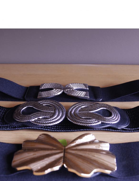 achat ceintures elastiques femme pas cher
