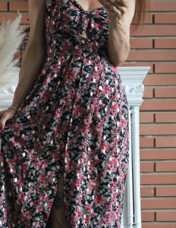 robe imprimee