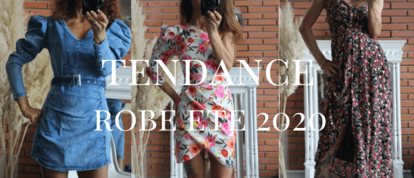 selection robe tendance été 2020