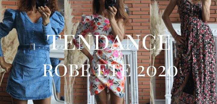 Nos plus Robes Tendances de l'été 2020