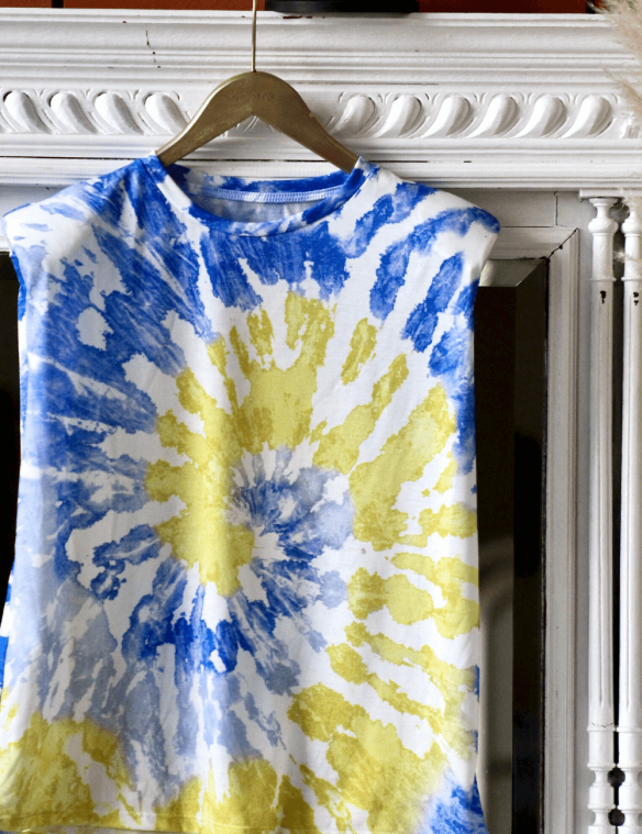 t shirt tie and dye