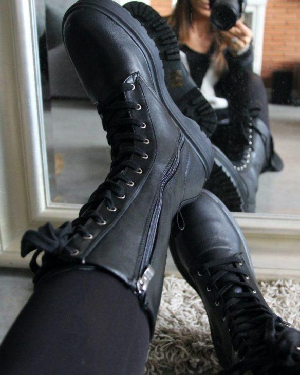 bottes noires