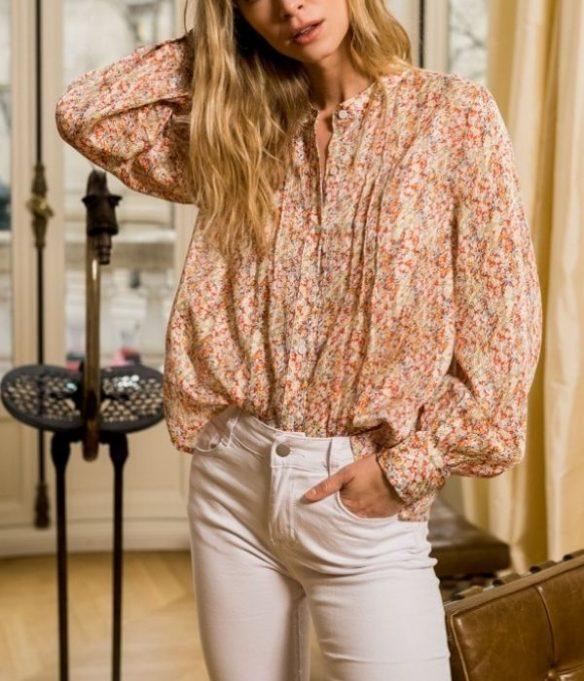 chemise liberty femme pas cher