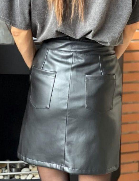 jupe poche arrière