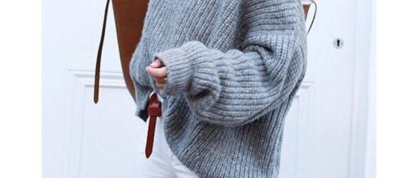 Comment porter un Slim blanc cet hiver ?