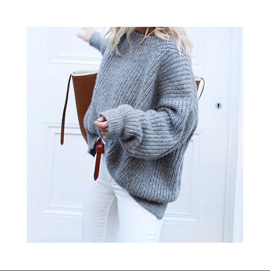 comment porter un slim blanc en hiver?